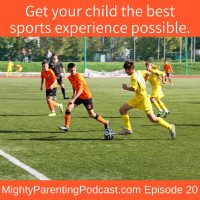Positive Parental Involvement In Youth Sports | Janis B Meredith | Episode 20