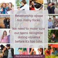 Preventing Dating Violence In Your Teenager's Life | Dr. Shalanda Moten | Episode 65