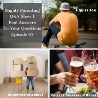 Mighty Parenting Q&A Show 1- Real Answers To Your Questions | Episode 67
