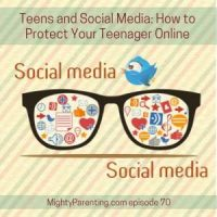 Teens And Social Media: How To Protect Your Teenager Online | Mandy Majors | Episode 70