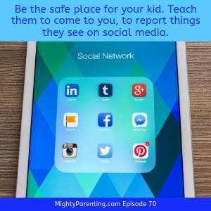Mighty Parenting how to protect your teenager online