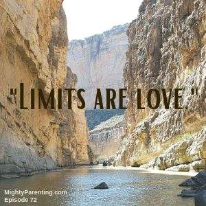 Limits are Love - bullied parents