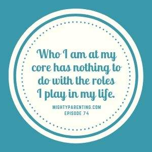 Mighty Parenting a moment of insight quote