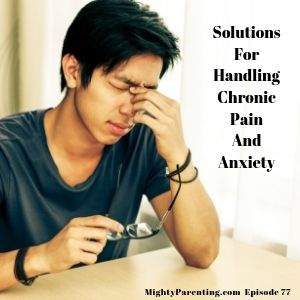 handling chronic pain and anxiety