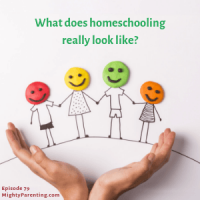 What Homeschooling Looks Like And How It May Help | Alison Morrow | Episode 79