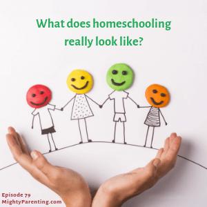 what homeschooling looks like