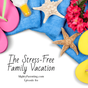 stress-free family vacation
