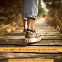 Mighty Parenting Tackles Teen Suicide Prevention | Sandy Fowler and Judy Davis | Episode 86