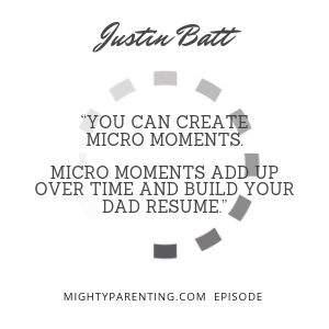 Justin Batt intentional parenting