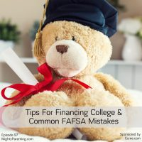 Tips For Financing College And Common FAFSA Mistakes | Ron Caruthers | Episode 97