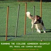 Running The College Admissions Gauntlet | Gabrielle Glancy | Episode 101