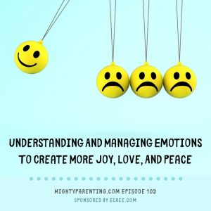 understanding emotions and managing feelings