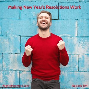 making new year resolutions work