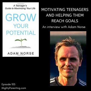 Adam Norse on motivating teenagers