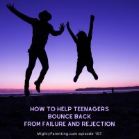 How To Help Teenagers Bounce Back From Failure And Rejection | Stephen David Leonard | Episode 107