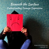 Beneath the Surface - Understanding Teenage Depression | Kristi Hugstad | Episode 111
