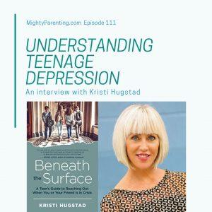 Kristi Hugstad - suicide prevention expert