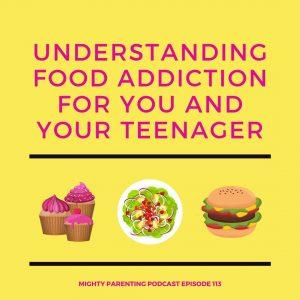food addiction in teenagers