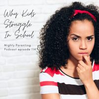 Why Kids Struggle In School | Rachael Gallows | Episode 114