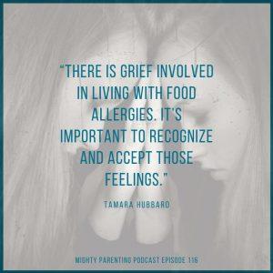 emotional impact of managing food allergies