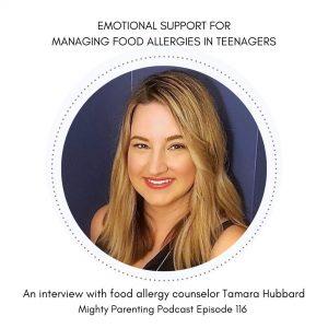 Tamara Hubbard food-allergy-informed therapist