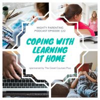 Coping With Learning At Home | Sandy Fowler | Episode 122