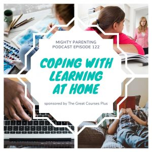 coping with learning at home