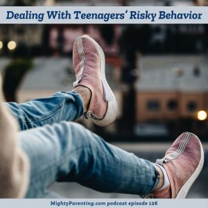 Dealing with teenagers' risky behavior