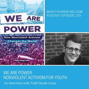 Todd Hasak-Lowy we are power nonviolent activism