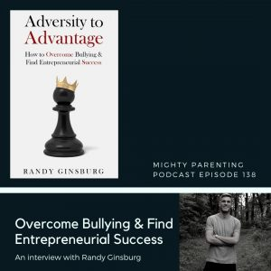 Adversity to Advantage author Randy Ginsburg discusses overcoming bullying
