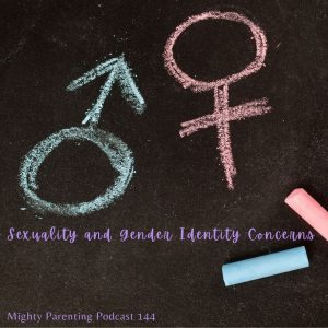 Male, female, sexuality and gender identity concerns