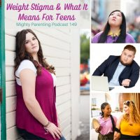 Weight Stigma And What It Means For Teens | Zoe Bisbing and Leslie Bloch | Episode 149