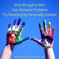 Stop Struggling With Teen Behavior Problems | Wendy Gossett | Episode 150