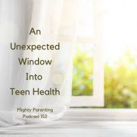 An Unexpected Window Into Teen Health | Dr Sandy Martin | Episode 152