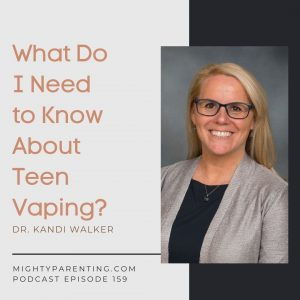 Dr Kandi Walker discusses What I need to know about vaping