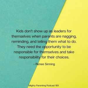 Quote about leadership in teens