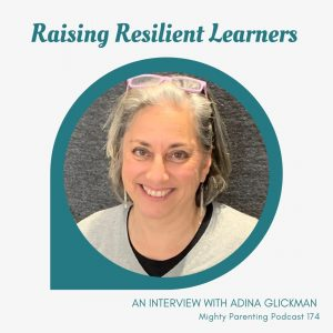 Adina Glickman talks about resilient learners