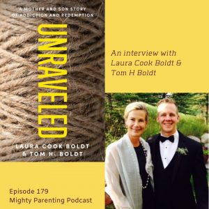 Laura and Tom Boldt discuss addiction in families