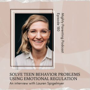 Lauren Spigelmyer discusses teen behavior problems