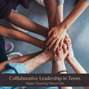 collaborative leadership in teens