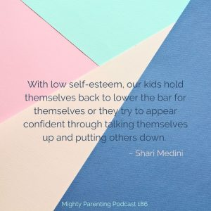 Quote about how to build confidence in your teen