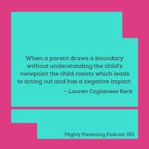 Quote on boundaries for teens
