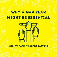 Why a Gap Year Might Be Essential | Emma B Perez | Episode 194