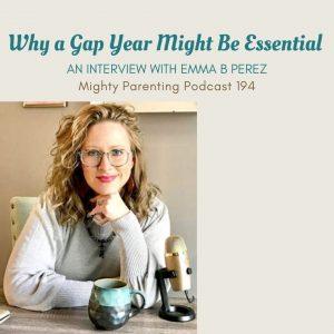 Emma B Perez talks about gap year
