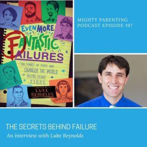 Luke Reynolds discusses failure